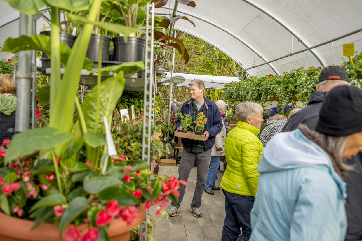 GardenPalooza set for Saturday, April 2