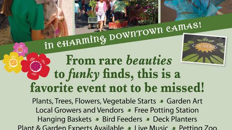 Camas Plant & Garden Fair