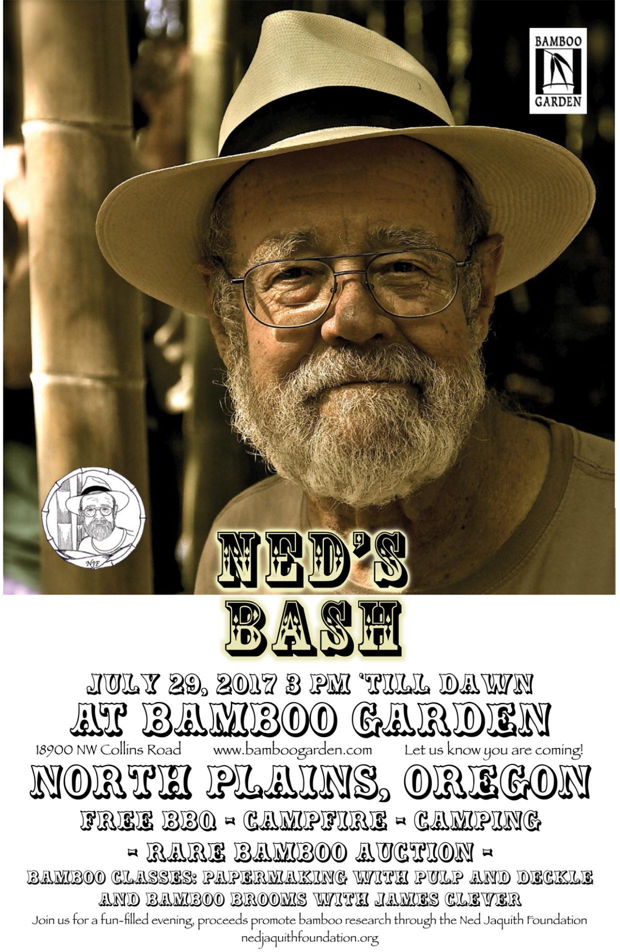 Bamboo Weekend – July 29-30, 2017