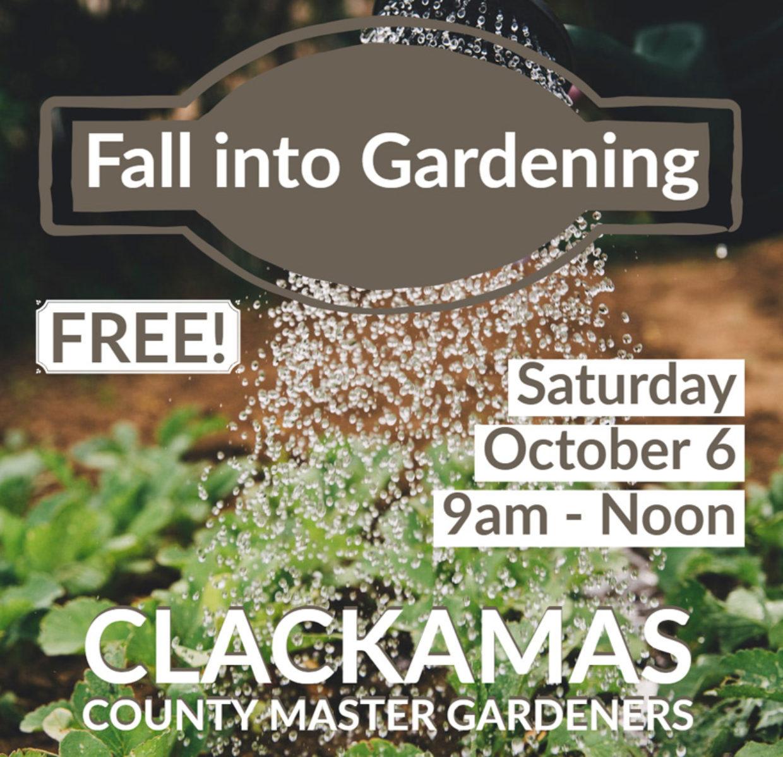 Fall into Gardening with OSU Master Gardeners™