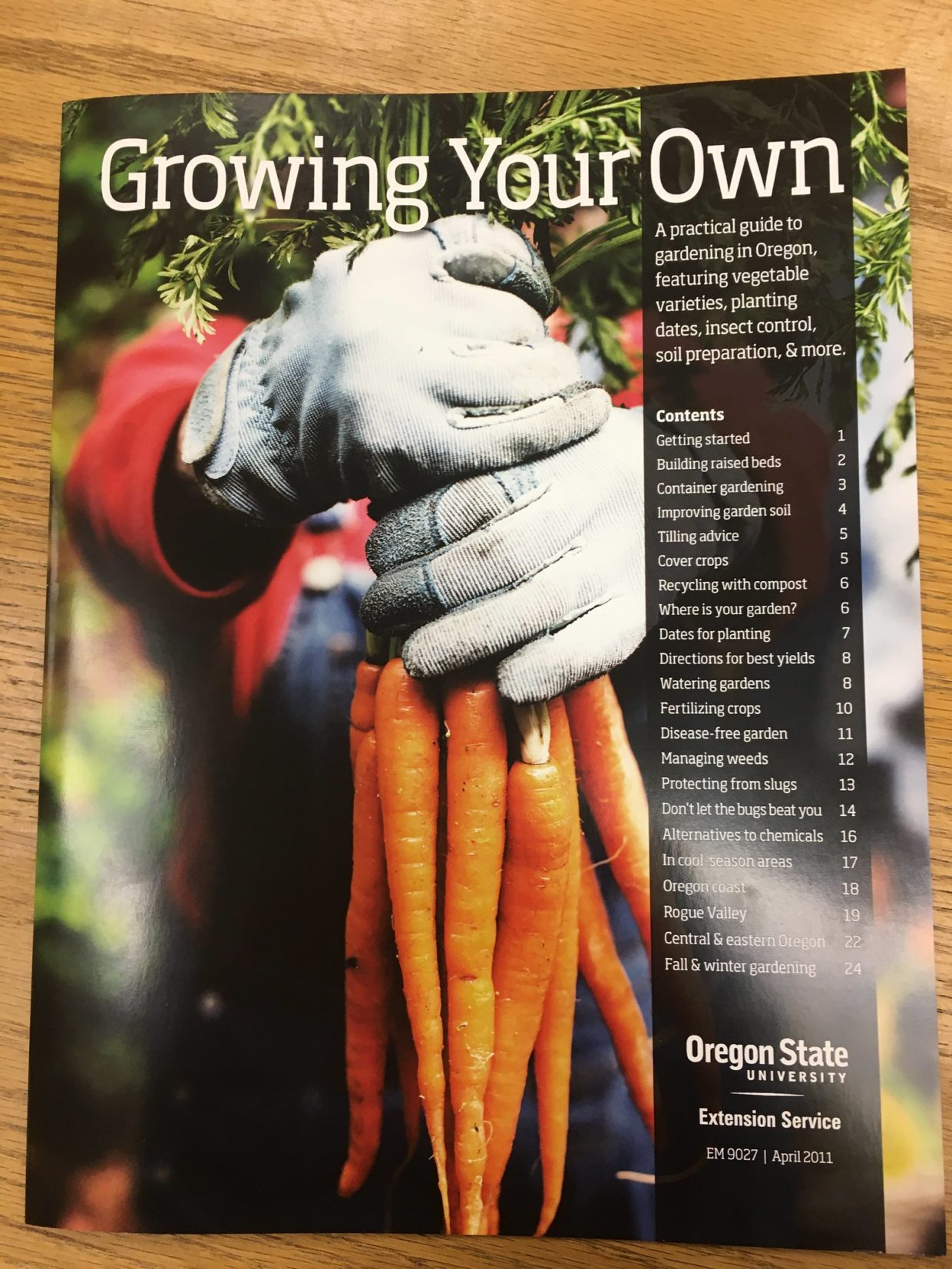 Dig into hundreds of publications from OSU Extension online catalog