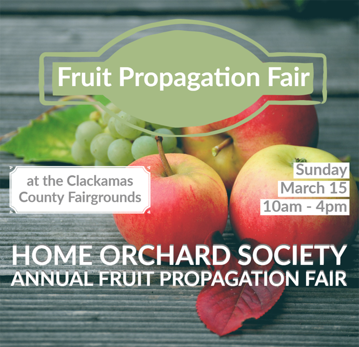 CANCELED – Home Orchard Society Annual Fruit Propagation Fair