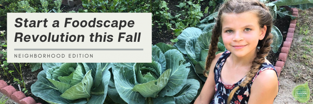 Start a Foodscape Revolution This Fall!
