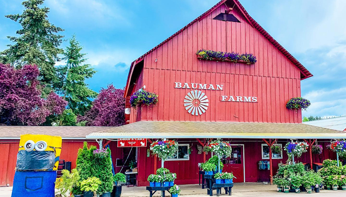 Bauman's Farm & Garden