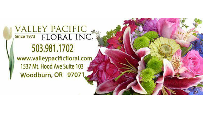 Valley Pacific Floral Inc.