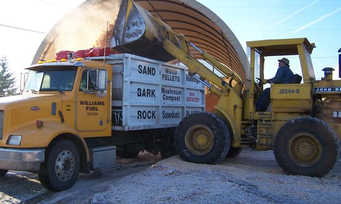 Williams Fuel & Landscape Supply
