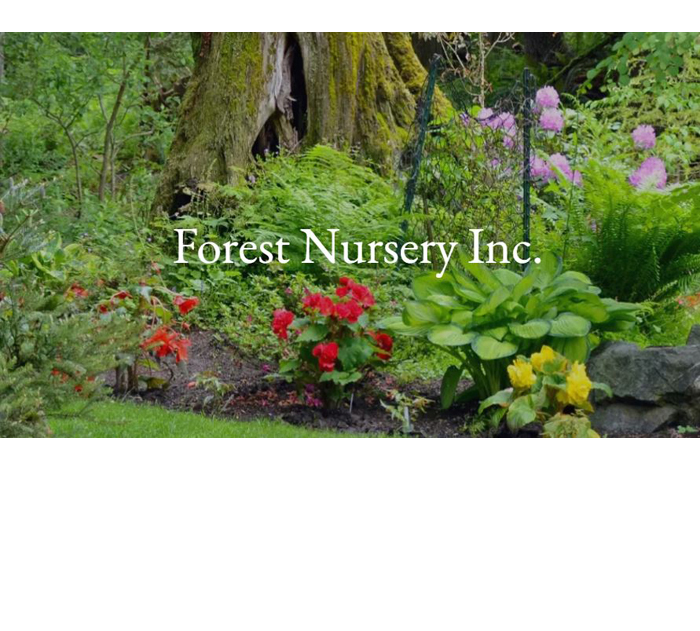 Forest Nursery, Inc.