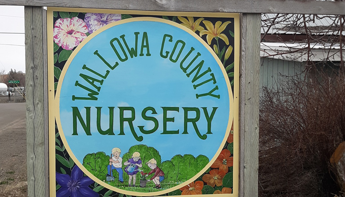 Wallowa County Nursery